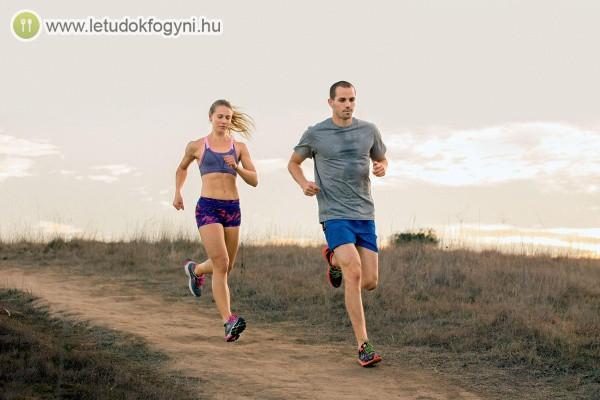A futás nem csak a testünknek a lelkünknek is jót tesz