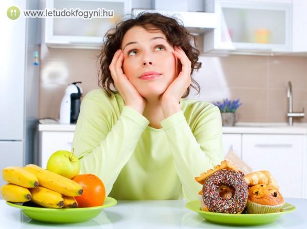 Az egészséges ételeket ne csak az alakunk, inkább az egészségünk miatt válasszuk