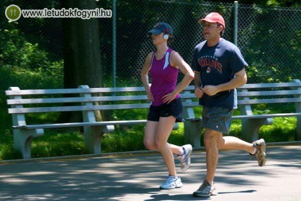 Az egyik leghatásosabb kalóriaégető mozgás: a futás