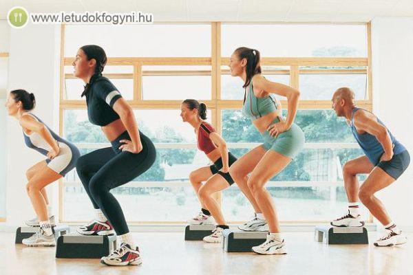 Rendszeres testmozgás nélkül nincs sikeres és tartós fogyás