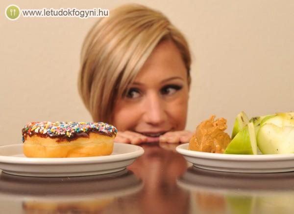 Elhízás ellen tudatos táplálkozás