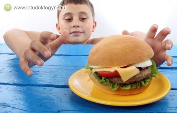 Elhízott gyermek